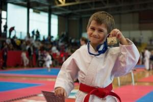 Karate Ljubljana Open 22.11.2014