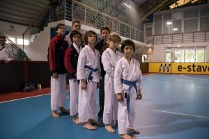 Karate turnir ŠZL 19.4.2014